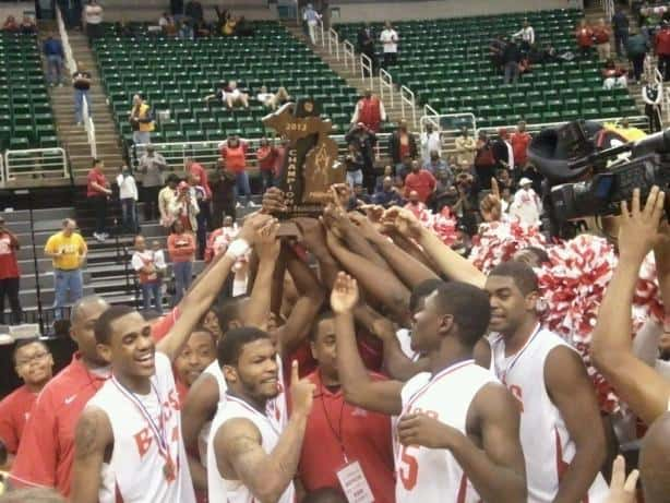 'District of Champions' once again: Flint Beecher wins Class C statetitle